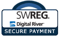 SWREG Digital River Secure Payment logo